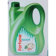Fortune  Refined Oil - Soya Health  5 ltr Can