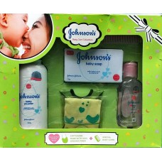Johnson & Johnson ( Baby  Care Collection) 5 Packed