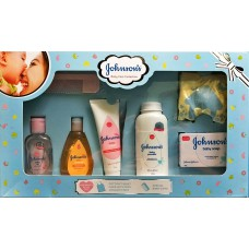 Johnson & Johnson  ( Baby Care Collection ) 7 Packed