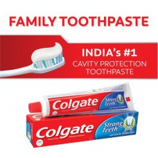 Colgate Toothpaste - Strong Teeth Anti Cavity 105g+5g Free =110g