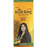Kesh King  Ayurvedic Oil Scalp & Hair Medicine 100 ml