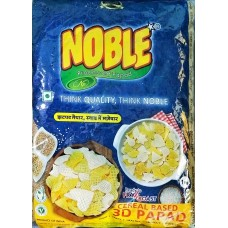 Noble Cereal Based 3D Papad 1 kg