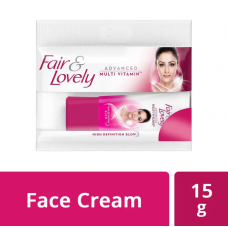 Fair & Lovely  Face Cream - Advanced Multi Vitamin 15 gm