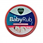 Vicks BabyRub  10ml