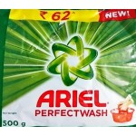 Ariel Detergent Powder Perfectwash -  500 gm