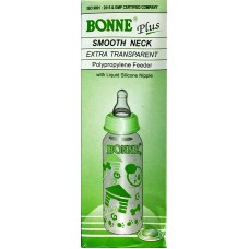 Bonne Plus Smooth Neck Feeder Bottle 250 ml