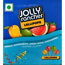 Jolly rancher Lollipops  10.5 gm