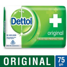 Dettol Original Protection 75 gm  (Pack of 3 + 1Free)
