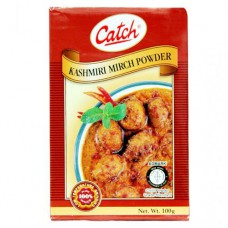 Catch Powder - Kashmiri Mirch 100 gm Carton