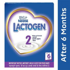 Nestle  Lactogen - Follow Up Formula (Stage 2) 400 gm Carton