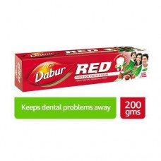 Dabur Red Ayurvedic Toothpaste 200 gm