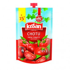 Kissan Fresh Tomato Ketchup 85 gm