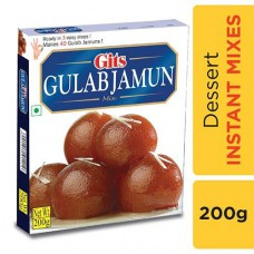 Gits Ready Mix - Gulabjamun 200 gm Box Extra 50 gm Free